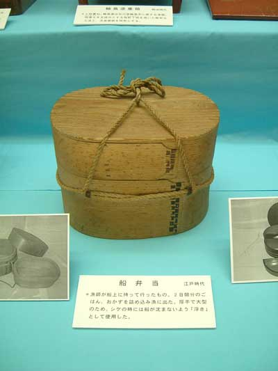 Бенто периода Эдо 1603-1867г