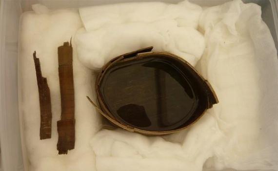 """Бенто периода камакура (1185-1333 года), когда был придуман сваренный и высушенный рис под названием – """"хоси-ии"""