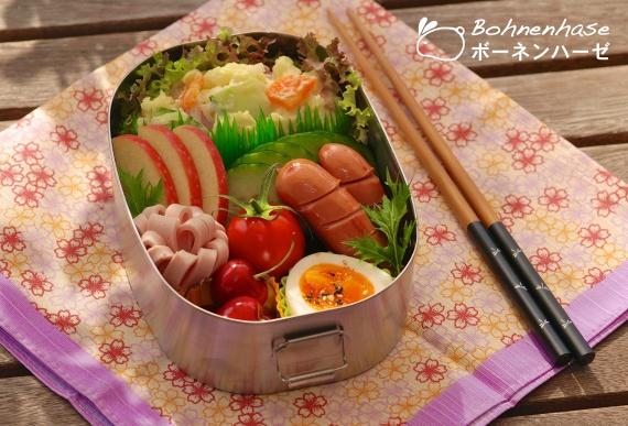 Бенто - еда в коробке