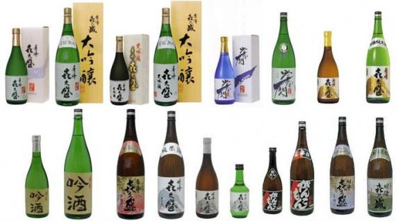Дзюммай-сю - 100% натуральный саке, изготавливается только из риса, воды и дрожжей