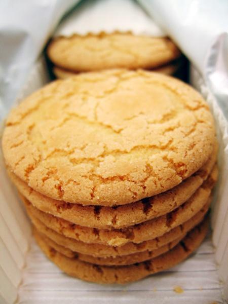 рецептура для сахарного печенья