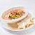 Это лучшее блюдо приготовленное Лалой - суп с моллюсками и многими видами овощей. Цена - 980 йен (US$9.50)