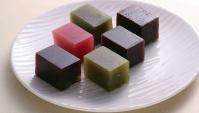 Ёкан - японский десерт