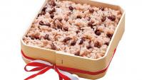 Сэкихан - праздничное рисовое блюдо