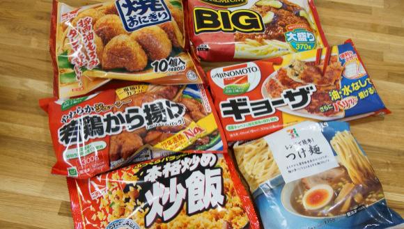 6 лучших замороженных продуктов в японских магазинах