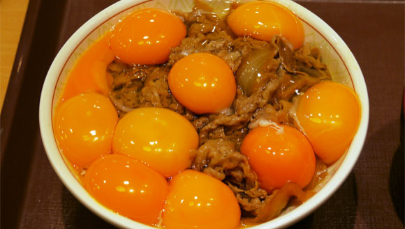 *Бык в курятнике* - Заказываем Гюдон с 10 яйцами для большей силы.