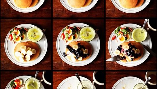 Завтраки из Instagramer - 1 (продолжение)