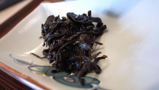 Цукудани (яп. 佃煮)