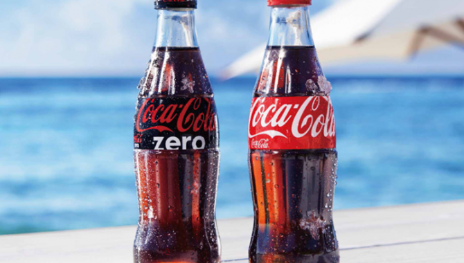 Как глубока любовь Японии к Кока-Коле в стеклянных бутылках.