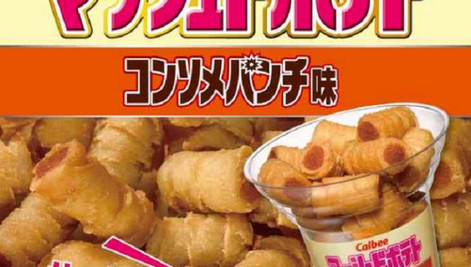 Картофельное пюре Консоме Панч - прекрасная быстрая закуска!