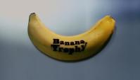 Хотите оставить личное послание другу на банане?!