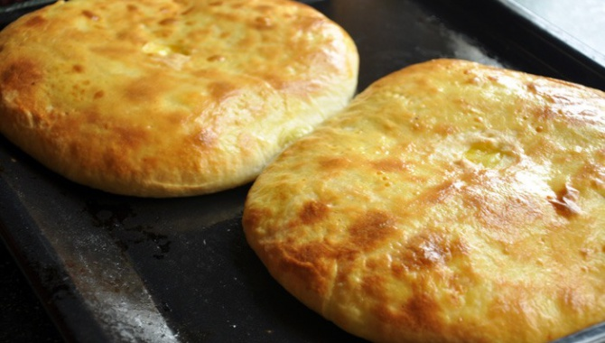 Хачапури - пошаговый рецепт