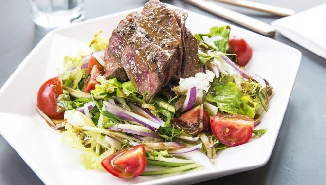 как приготовить салат из говядины
