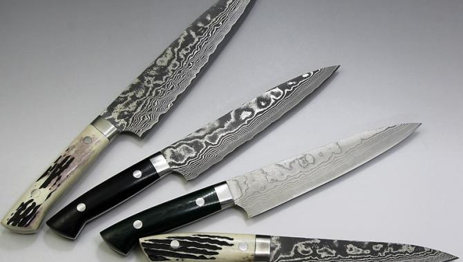 Ножи японских шеф-поваров выглядят восхитительно!
