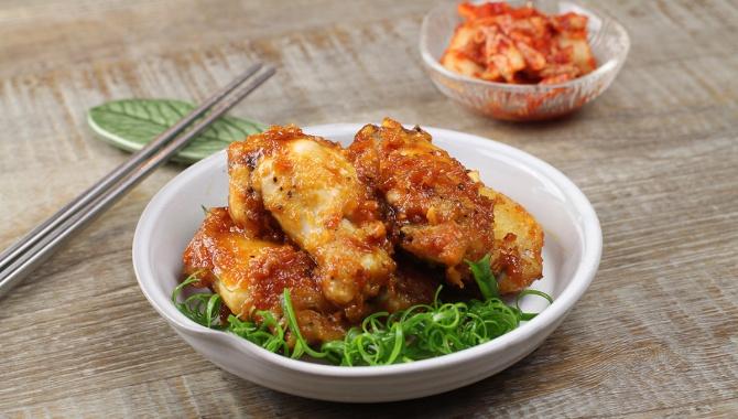 Острые куриные крылышки - пошаговый рецепт