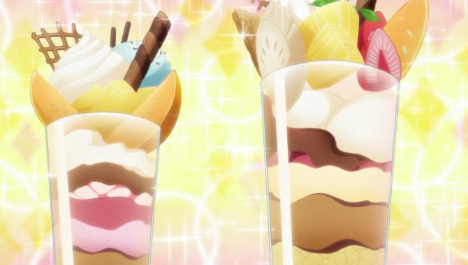 Знаменитый десерт - Парфе