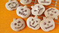 Имбирное печенье к Хэллоуину - пошаговый рецепт