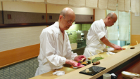Мечты Дзиро о суши - фильм