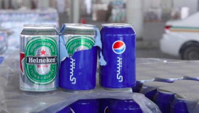 Как провести пиво в Саудовскую Аравию