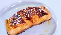 Жареный окунь в мисо-соусе - пошаговый рецепт