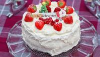Рождественский торт - пошаговый рецепт