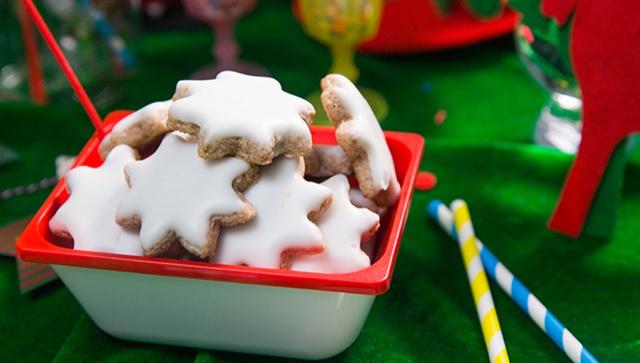Печенье с корицей к Рождеству - Рецепт