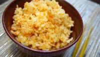 Рис с морковью - Рецепт