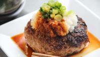 Рубленый бифштекс с редькой дайкон - пошаговый рецепт