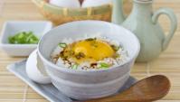 Тамаго Какэ Гохан - популярный японский завтрак