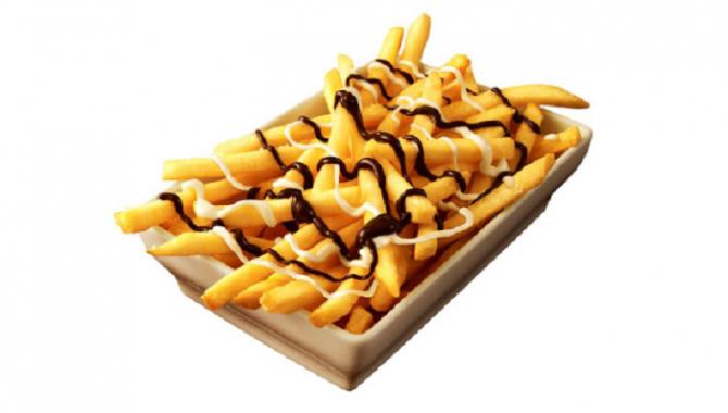 Японский МакДональдс начинает продажи шоколадного Картофель-Фри