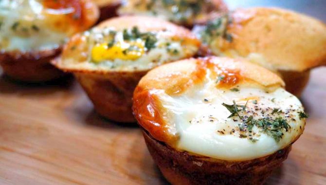 Корейский хлеб c яйцом - Видео