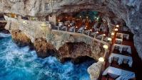 Уникальнейший ресторан в пещере-гроте, который вы будете с восторгом вспоминать всю жизнь!