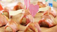 Запечённый картофель с беконом и коричневым сахаром - Пошаговый рецепт