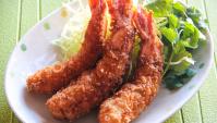 Жареные креветки - Рецепт