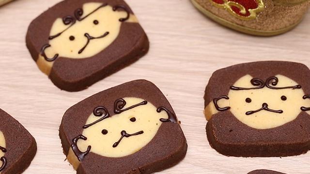 Печенье Обезьянка - пошаговый рецепт