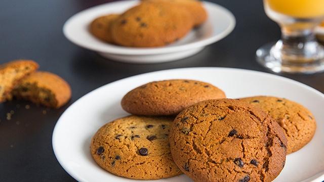 Печенье с шоколадными чипсами - пошаговый рецепт