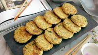 Котлеты из тофу с арахисом - пошаговый рецепт