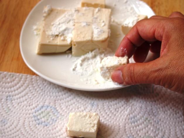 Как сделать тофу в домашних условиях пошаговый рецепт