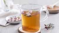 Имбирный чай с медом и розами - пошаговый рецепт