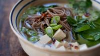 Суп с пастой мисо  - Рецепт