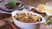 Запеченный карри райс из говядины с сыром - пошаговый рецепт