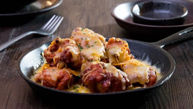 Курица с сыром - пошаговый рецепт