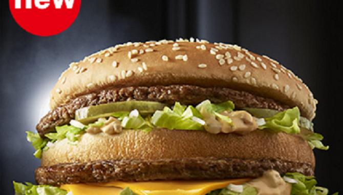 Новые  Биг-Маки  в Японском МакДональдсе!