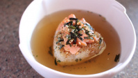 Отядзукэ с Онигири - Рецепт