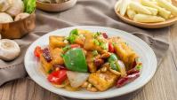Кунг По с тофу - пошаговый рецепт