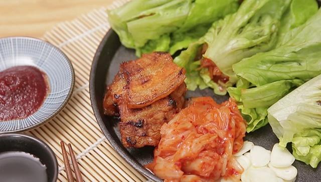 Корейское Барбекю - пошаговый рецепт