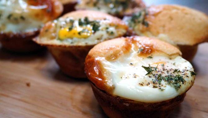 Яичный Хлеб - Рецепт