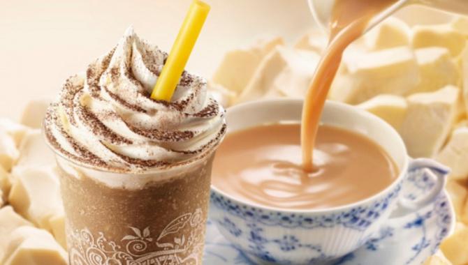 Новый Шоколадно-Молочный Напиток в Японии!