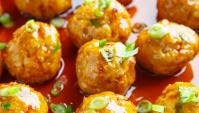 Куриные шарики в соусе терияки - Рецепт