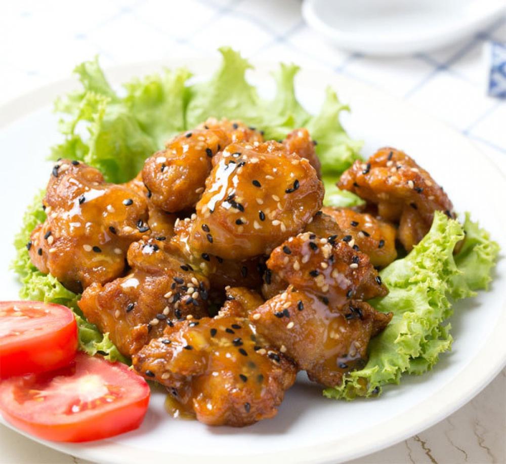 Рецепт приготовления курицы в кунжуте led тюнинг авто киев